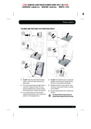 Land Rover Discovery 4 Handbook Owners Manual, 2014, 2015 page 21