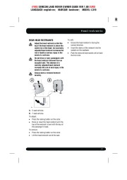 Land Rover Discovery 4 Handbook Owners Manual, 2014, 2015 page 23