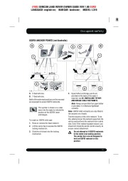 Land Rover Discovery 4 Handbook Owners Manual, 2014, 2015 page 31