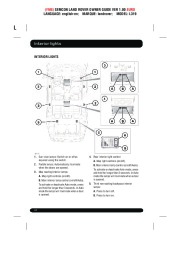 Land Rover Discovery 4 Handbook Owners Manual, 2014, 2015 page 42