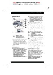 Land Rover Discovery 4 Handbook Owners Manual, 2014, 2015 page 43