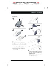 Land Rover Discovery 4 Handbook Owners Manual, 2014, 2015 page 7