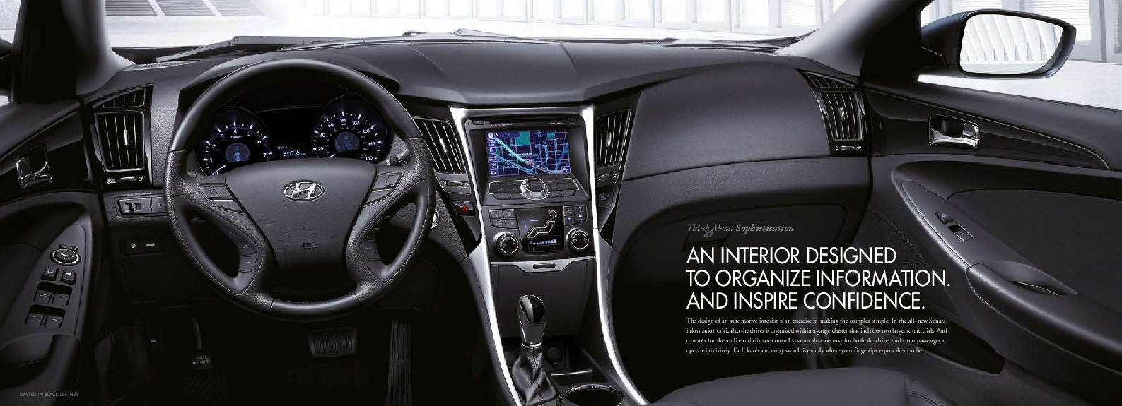 2011 hyundai sonata 2 4l gls se limited hyundai i45 catalogue brochure rh auto filemanual com Hyundai I40 Sedan Hyundai I45 Houston