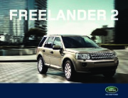 Land Rover Freelander 2 Catalogue Brochure, 2010 page 1