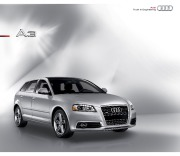 2010 Audi A3 2.0 TFSI A3 2.0 TDI Brochure Catalogue page 1
