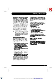Land Rover Range Rover Sport Handbook Owners Manual, 2014, 2015 page 11