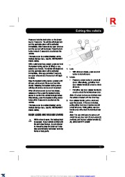 Land Rover Range Rover Sport Handbook Owners Manual, 2014, 2015 page 15