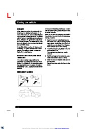 Land Rover Range Rover Sport Handbook Owners Manual, 2014, 2015 page 16
