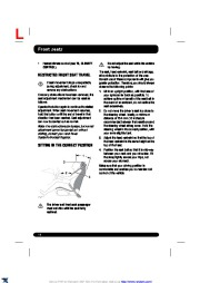 Land Rover Range Rover Sport Handbook Owners Manual, 2014, 2015 page 18