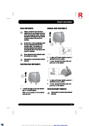 Land Rover Range Rover Sport Handbook Owners Manual, 2014, 2015 page 25