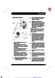 Land Rover Range Rover Sport Handbook Owners Manual, 2014, 2015 page 29