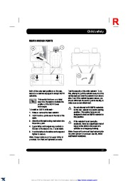 Land Rover Range Rover Sport Handbook Owners Manual, 2014, 2015 page 37