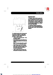 Land Rover Range Rover Sport Handbook Owners Manual, 2014, 2015 page 39