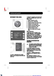 Land Rover Range Rover Sport Handbook Owners Manual, 2014, 2015 page 46