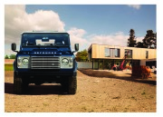 Land Rover Defender Catalogue Brochure, 2014 page 10