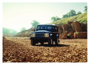 Land Rover Defender Catalogue Brochure, 2014 page 4