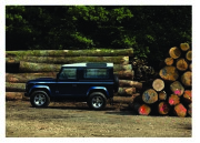 Land Rover Defender Catalogue Brochure, 2014 page 8
