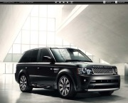 Land Rover Range Rover Sport Catalogue Brochure, 2013 page 6