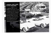 1993 Chevrolet Corvette C4 ZR-1 Owners Manual, 1993 page 3