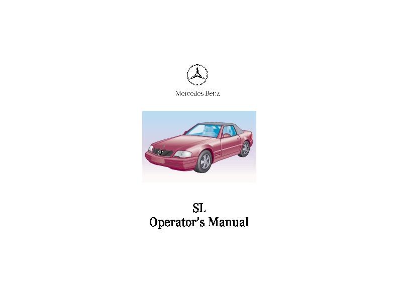 2000 mercedes ml320 owners manual pdf
