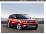 Land Rover Range Rover Sport 2 Catalogue Brochure, 2014 page 4