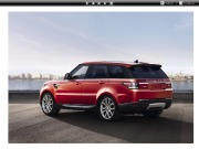 Land Rover Range Rover Sport 2 Catalogue Brochure, 2014 page 7