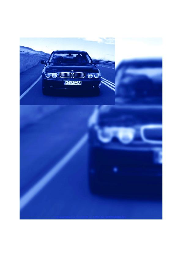 2005 bmw 7 series 745i 745li 760i 760li e65 e66 sedan owners manual rh filemanual com bmw 745i service manual bmw 745i service manual