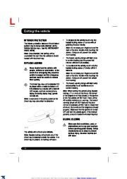 Land Rover Range Rover Handbook Owners Manual, 2014, 2015 page 14