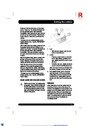 Land Rover Range Rover Handbook Owners Manual, 2014, 2015 page 15