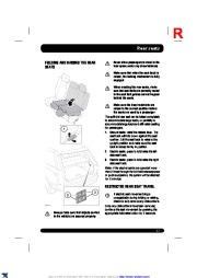 Land Rover Range Rover Handbook Owners Manual, 2014, 2015 page 23
