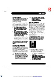 Land Rover Range Rover Handbook Owners Manual, 2014, 2015 page 31