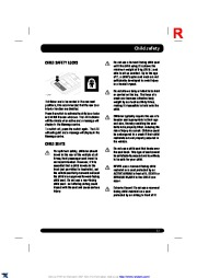 Land Rover Range Rover Handbook Owners Manual, 2014, 2015 page 33