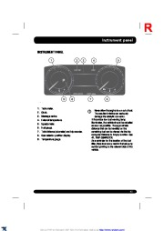 Land Rover Range Rover Handbook Owners Manual, 2014, 2015 page 45