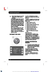 Land Rover Range Rover Handbook Owners Manual, 2014, 2015 page 46