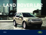 2011 Land Rover LR2 Catalog Brochure page 1