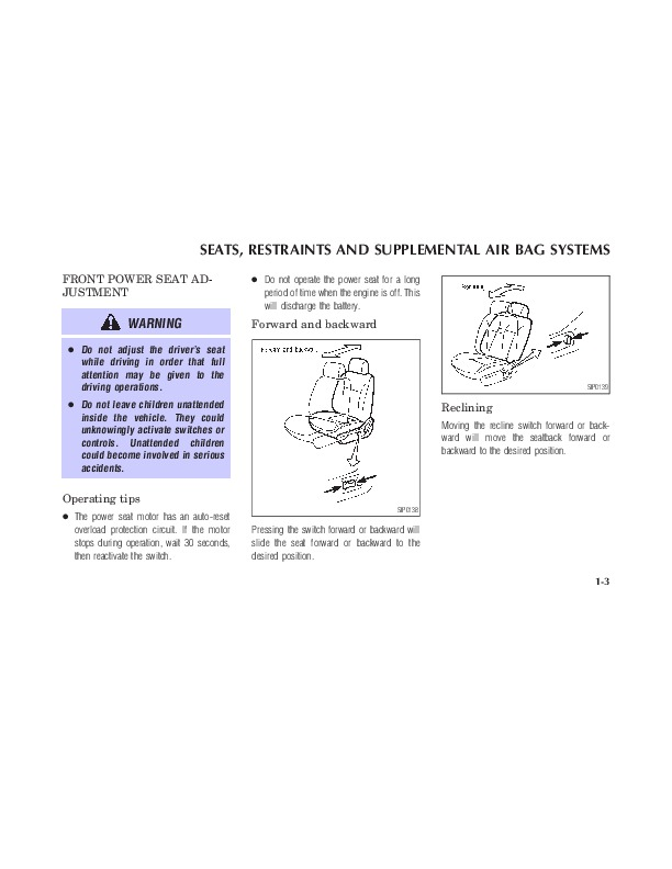 Image Result For Infiniti Qx Owners Manual