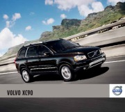 2011 Volvo XC90 Catalogue Brochure page 1