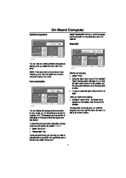 Land Rover Range Rover Audio and Navigation System Manual, 2001 page 10