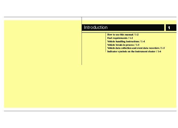 Hyundai Santa Fe 2017 Owners Manual Pdf Download Autos Post