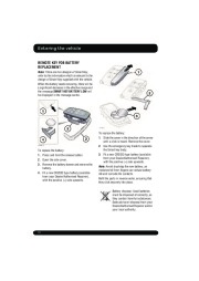 Land Rover Discovery 4 Handbook Owners Manual, 2012 page 10