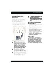 Land Rover Discovery 4 Handbook Owners Manual, 2012 page 33