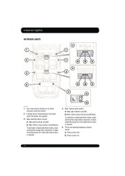 Land Rover Discovery 4 Handbook Owners Manual, 2012 page 42