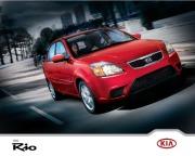 2011 Kia Rio Brochure page 1