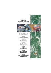 Land Rover LT230T - Transfer Gearbox Parts Catalog, 1997 page 1