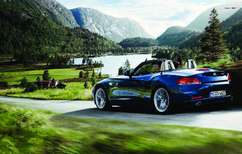 2011 Bmw Z4 Series Sdrive23i 30i 35i 35is E89 Catalog