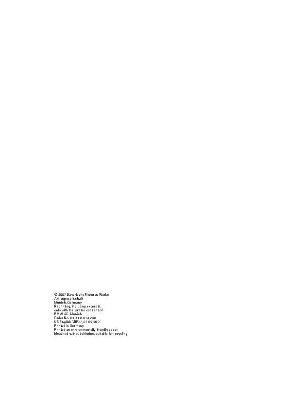 2008 bmw 5 series 525i 525xi 530i 530xi 550i e60 owners manual. Black Bedroom Furniture Sets. Home Design Ideas