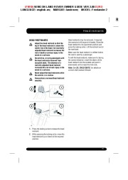 Land Rover Freelander 2 Handbook Owners Manual, 2014, 2015 page 15