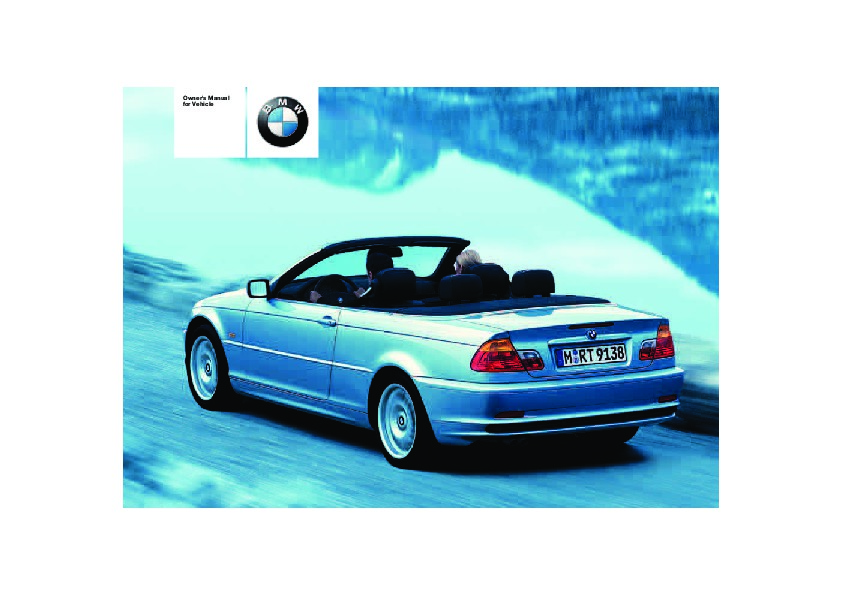 2004 bmw 3 series 330i 330xi e46 owners manual. Black Bedroom Furniture Sets. Home Design Ideas