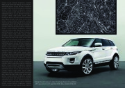 Land Rover Evoque Catalogue Brochure, 2012 page 2