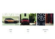 Land Rover Evoque Catalogue Brochure, 2014 page 3